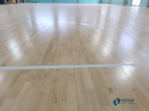 拼装实木运动地板十大品牌