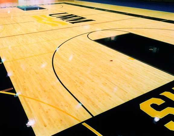 大型篮球馆地板价格及图片