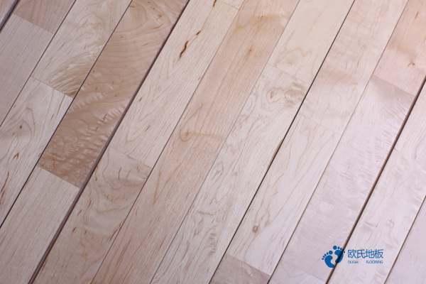 南昌枫木运动木地板厂家