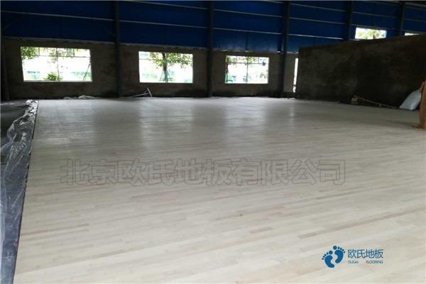 价格枫木体育运动木地板