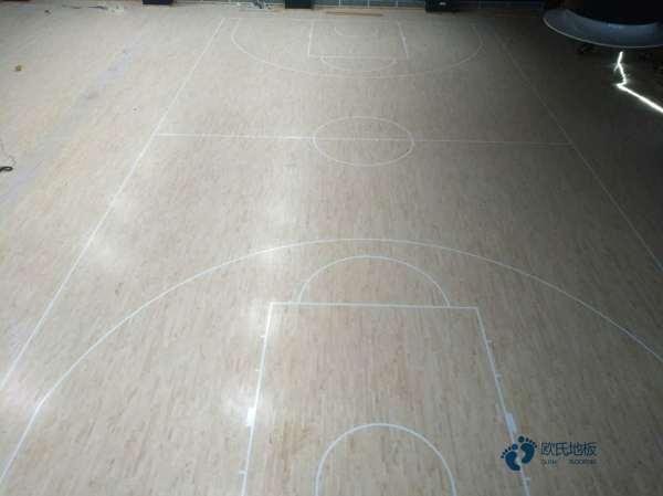学校篮球场地木地板哪里买好