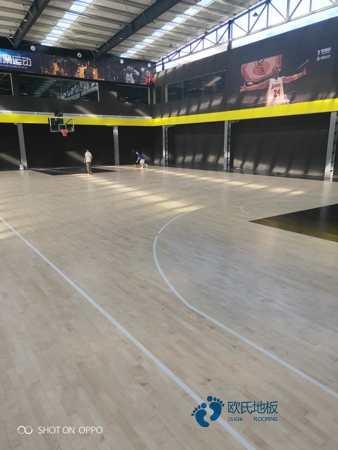 拼装篮球场地板报价