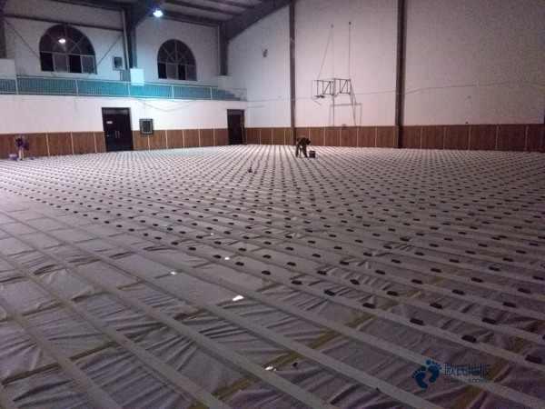 哪里有专业篮球场地板