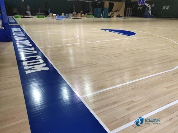 哪里有专业篮球木地板