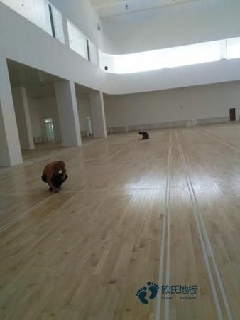 哪里有专业运动型木地板