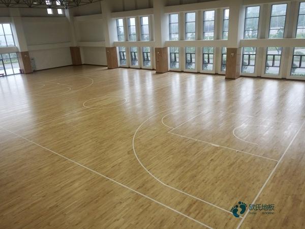 鞍山运动木地板设计
