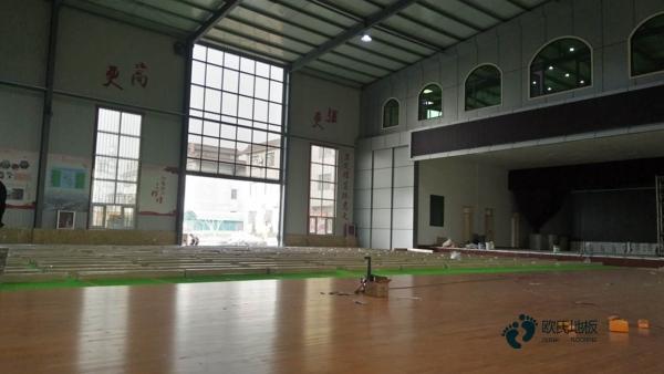 专用篮球场木地板怎么维护