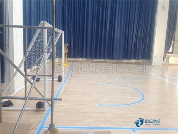私人篮球场地板品牌有哪些