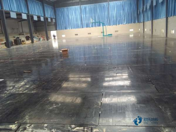 专业篮球馆木地板厂