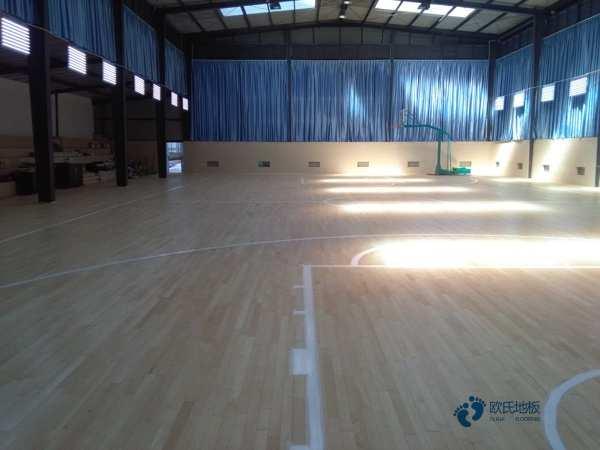 哈尔滨柞木篮球场地板哪些品牌