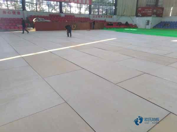 乌鲁木齐专用实木运动地板公司