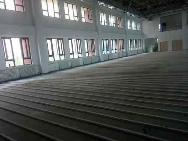 品牌厂家体育木地板22厚
