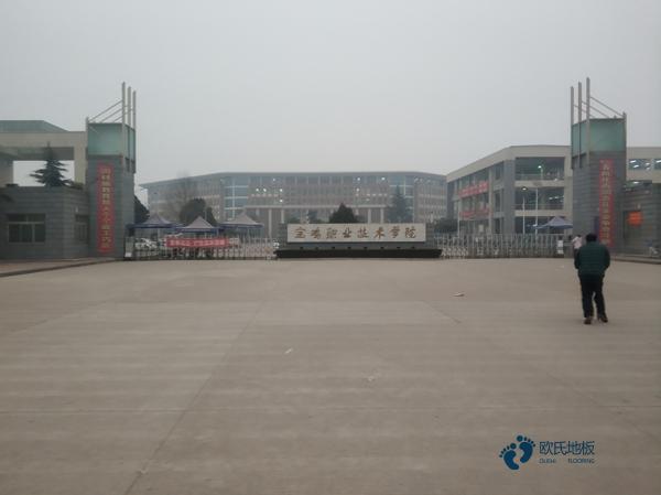 杭州体育木地板施工技术