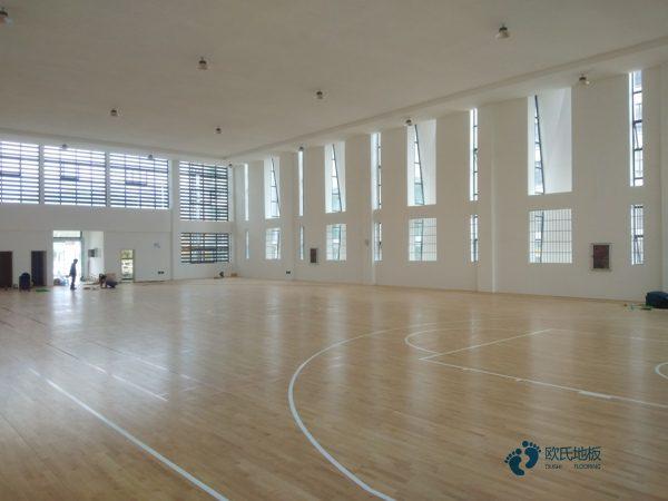 沈阳篮球地板多少钱合适