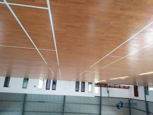 训练馆体育场馆木地板怎么维修