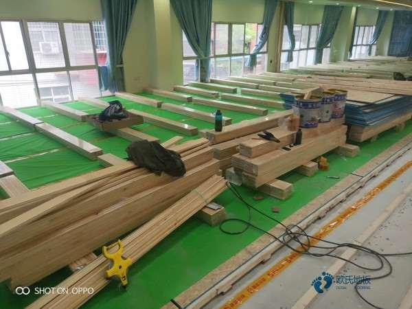 进口体育场木地板品牌