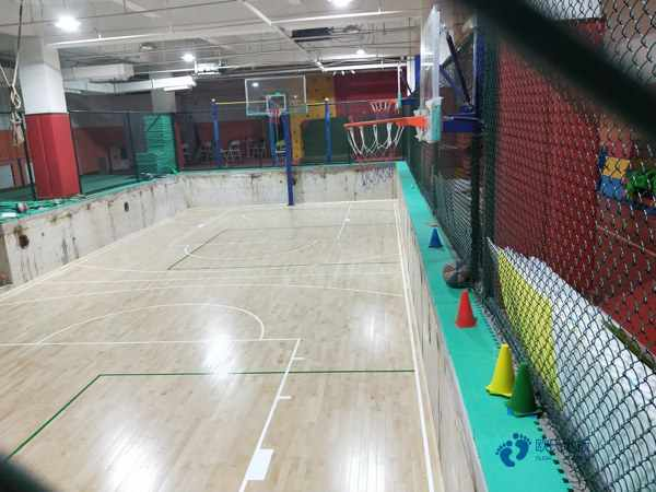 专业体育馆木地板维护