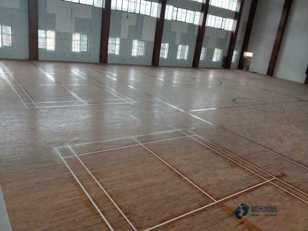 赛事场馆篮球馆地板公司