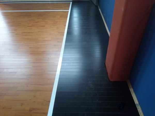 专用篮球馆地板结构