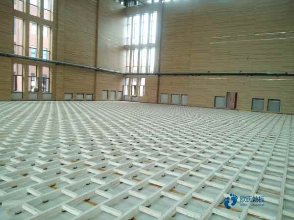 橡胶木舞蹈房木地板一平米**