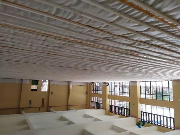 广州专用篮球木地板多少钱一平米