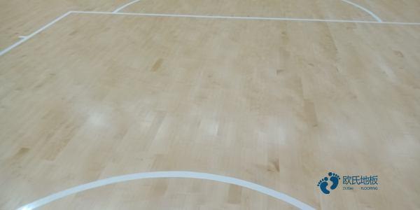 海南枫木篮球木地板价格是多少