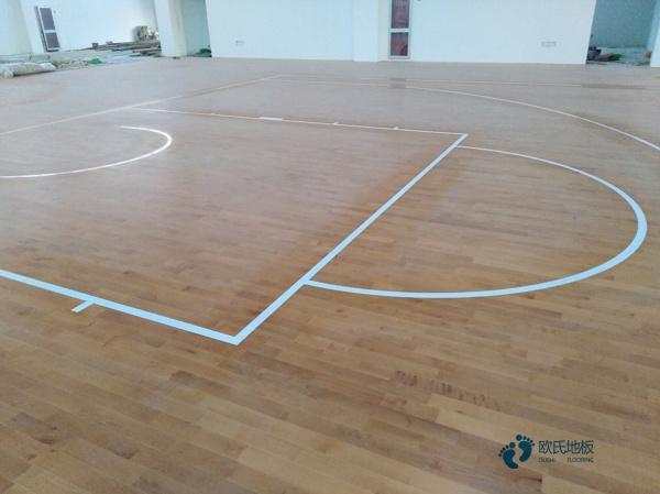山东舞台木地板每平米价格