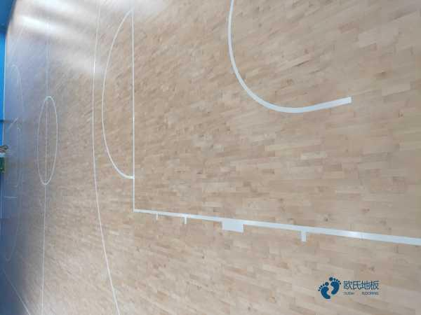 五角枫舞台运动木地板价格