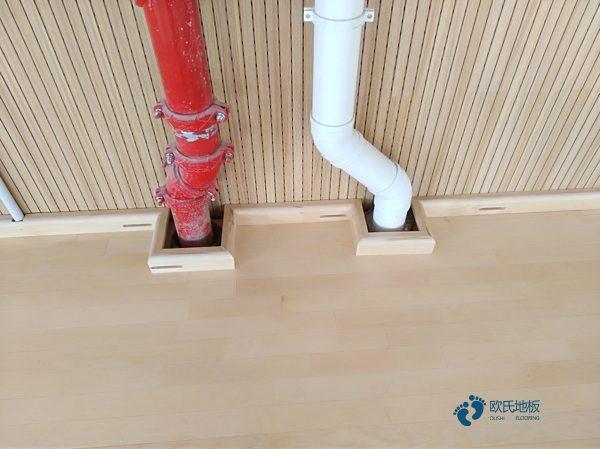 江西专用体育木地板多少钱一平米