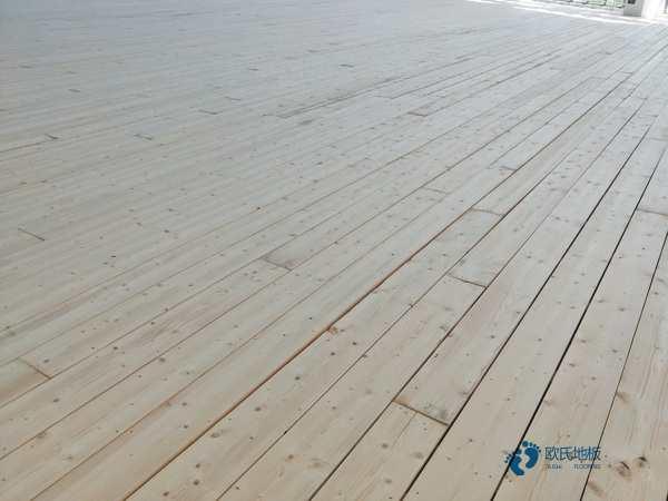 广东硬木企口体育木地板公司
