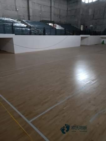 硬木企口舞蹈室木地板哪个公司好