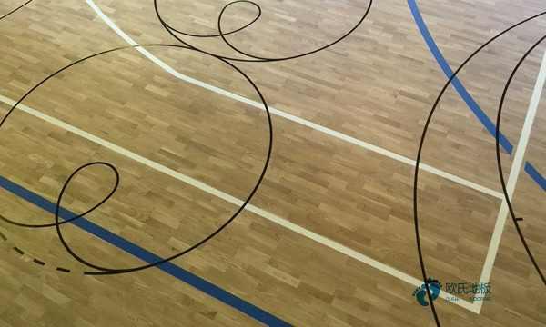 比赛场馆体育运动地板厂家直销