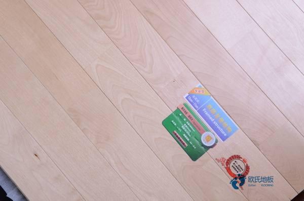室内木地板减震