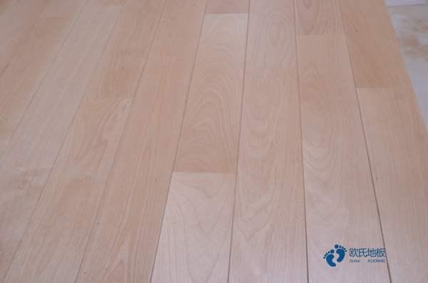 室内木地板减震技术