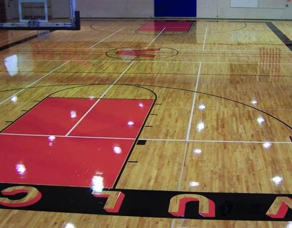拼装体育运动地板怎么保养