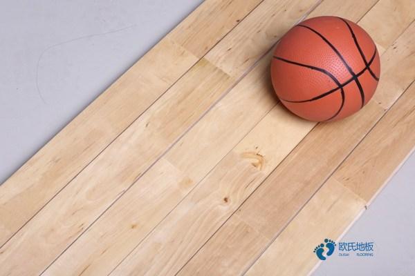 室内木地板构造层次