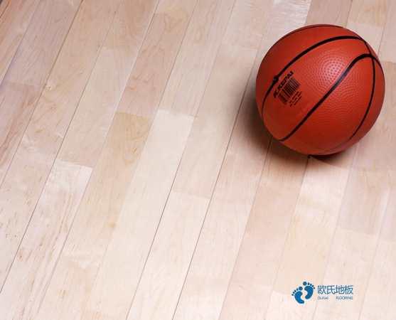国内运动木地板施工工艺