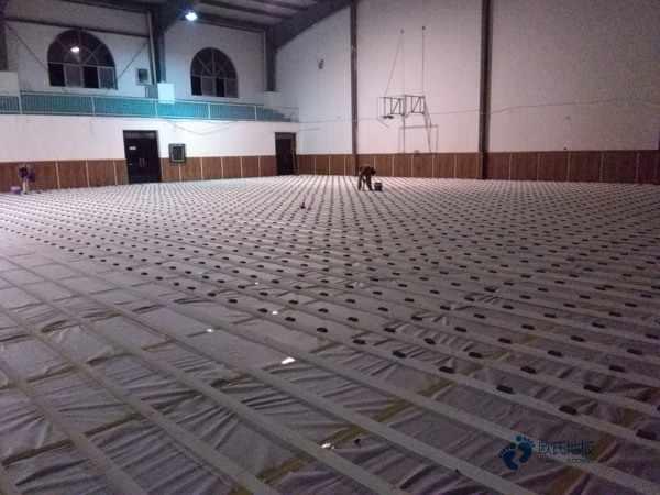 有什么专业运动型地板