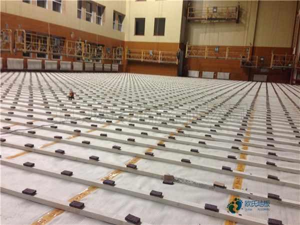 较好的体育地板施工单位