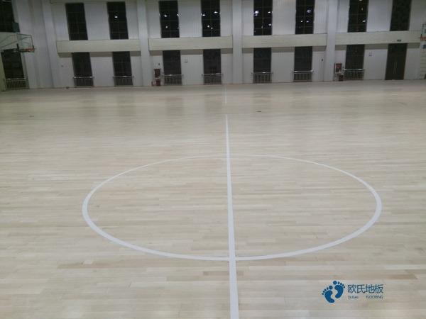 板式龙骨篮球地板