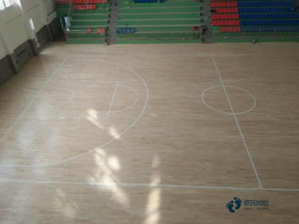 用什么专业篮球馆木地板