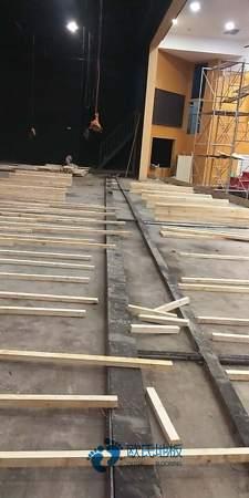 有哪些运动馆木地板安装公司