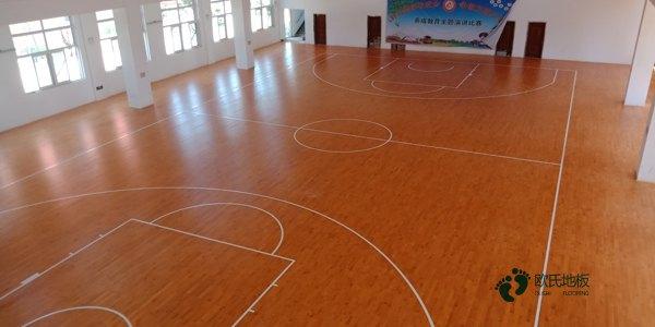 枫木篮球体育木地板环保吗