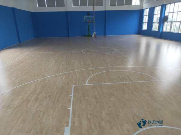 篮球木地板价格多少钱