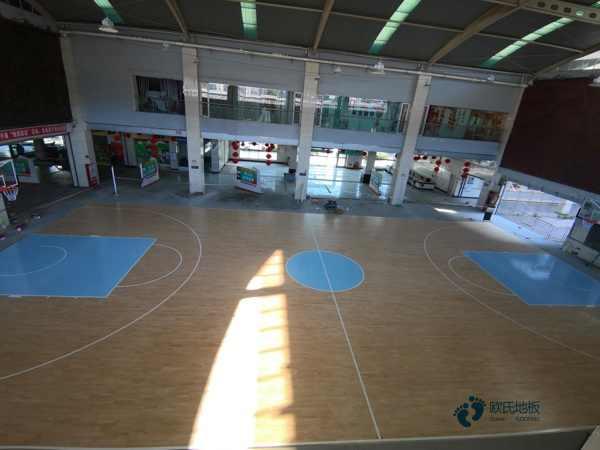 篮球木地板十大品牌