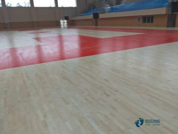 篮球木地板厂家电话是多少
