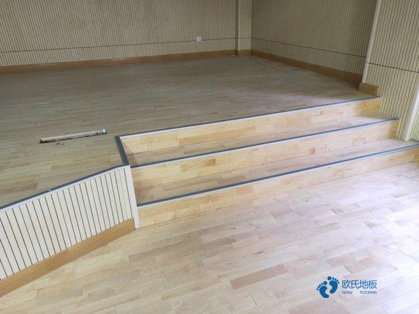 篮球木地板较好的有哪些牌子