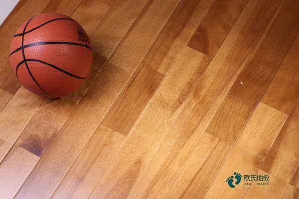 规格篮球馆木地板松木