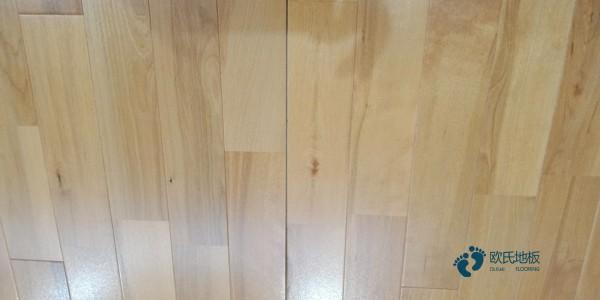 篮球木地板哪种牌子好