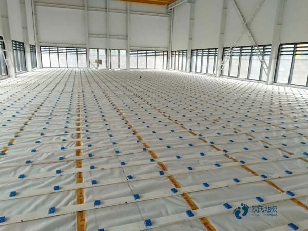 篮球木地板如何保养